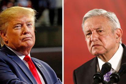La respuesta de López Obrador a Trump sobre calificar a los narcos como terroristas: