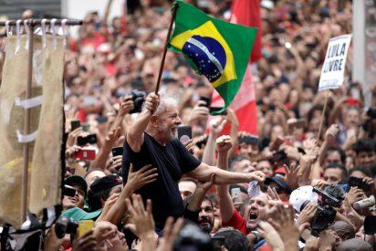 El Tribunal aumenta por unanimidad a 17 años la pena de prisión contra Lula da Silva en el caso Atibaia