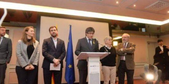 Llarena dicta nuevas euroórdenes por sedición contra los exconsellers huidos Ponsatí, Comín y Puig