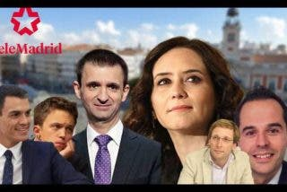 Telemadrid premia a la tertuliana antidemocrática que faltó gravemente el respeto a los votantes de Vox