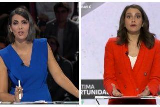 El Quilombo / El bochornoso minuto de oro de la 'señorita Pastor': le recuerda el minuto de oro de Rivera para pedir silencio a Arrimadas