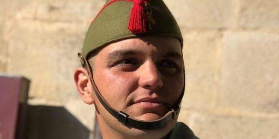 Reconstrucción completa de la muerte del legionario Cruz: su sargento lo mató de un tiro en el pecho