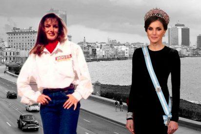 La Reina Letizia vuelve al lugar del 'crimen': el idilio de la estudiante Letizia con La Habana