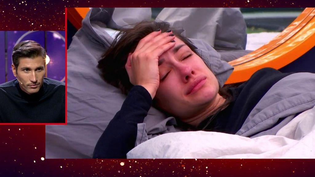 Adara confiesa lo que hacía con Gianmarco debajo de las sábanas
