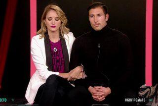 Alba Carrillo se muere de vergüenza al ver las bochornosas discusiones que ha tenido con Gianmarco en 'GH VIP'