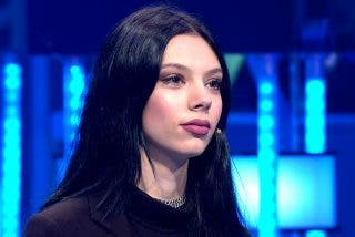 Alejandra Rubio, hija de Terelu Campos, se sienta por primera vez en un plató de Telecinco para ser entrevistada