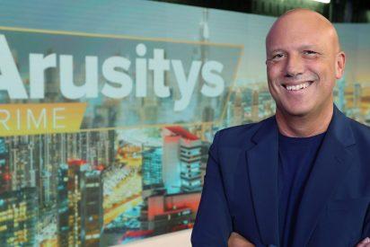 Batacazo de Alfonso Arús en su estreno en Antena 3. Su programa 'Arusitys Prime' no llega a los dos dígitos