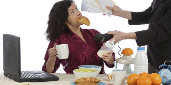 Alimentos que te ayudarán a reducir el estrés