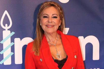 """Ana Obregón: """"Los de 'MasterChef Celebrity' me amenazaron con denunciarme"""""""