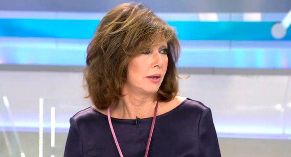 Ana Rosa 'anuncia' que montará el partido político USERA y sus tertulianos le auguran mas escaños que Errejón