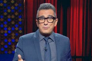 Andreu  Buenafuente, dos semanas de baja en 'Late Motiv' para pasar por quirófano