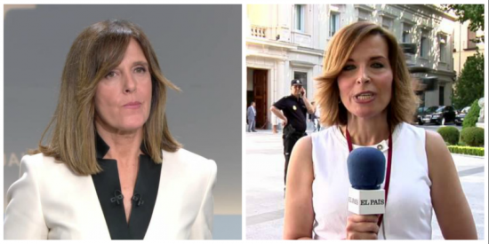 La Plataforma TVE Libre acribilla el feminismo electoralista de Ana Blanco y de propina a la palmera Luz Mellado (El País)
