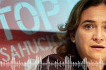 'Barcelona sin ley': Los okupas de Colau se ríen de los propietarios: «No saben cómo sacarnos, si aguantáis nos darán 3.000 €»