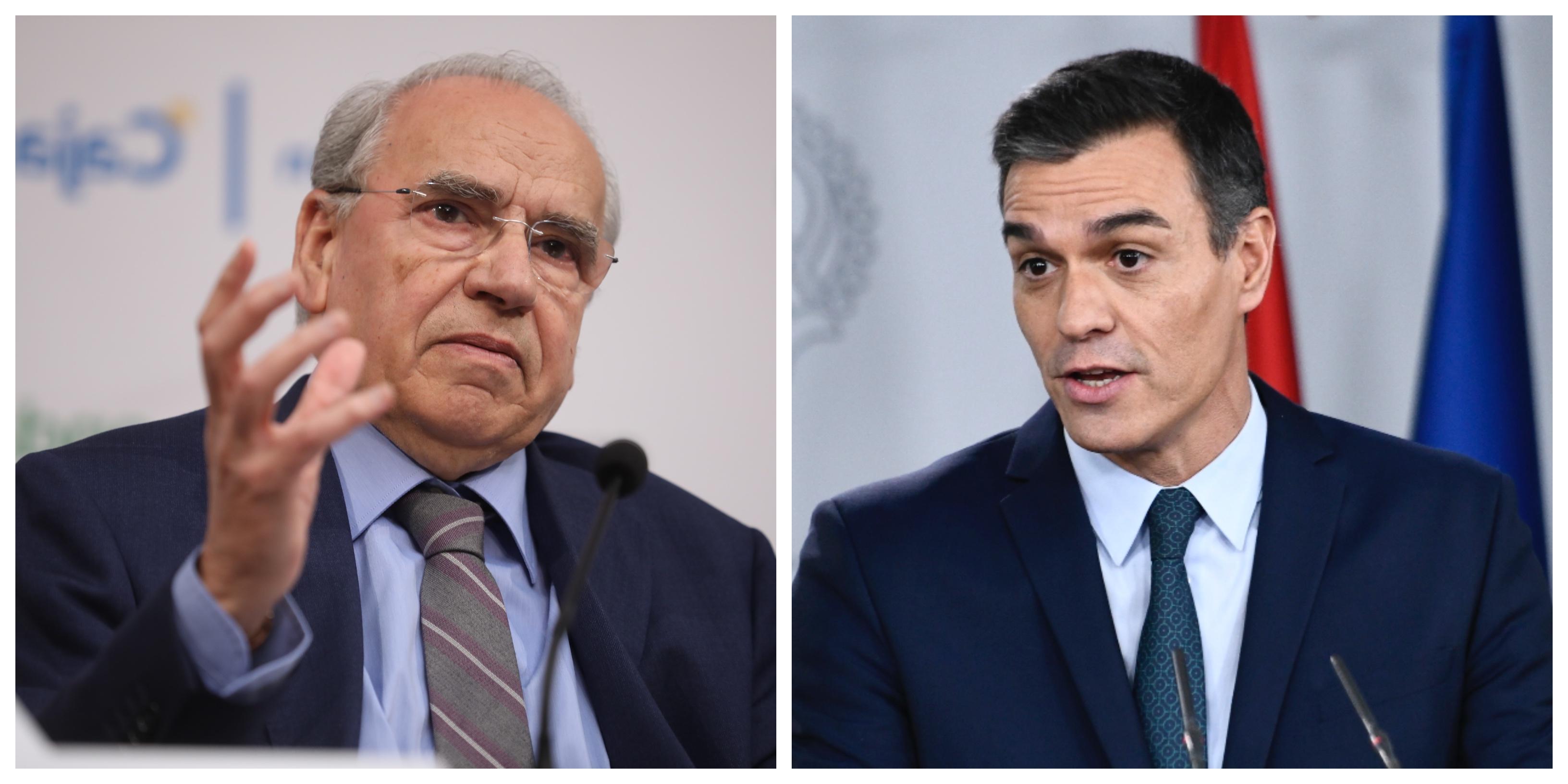 """Alfonso Guerra sale de su trinchera para sentenciar el pacto entre Sánchez e Iglesias: """"Es un suicidio colectivo"""""""