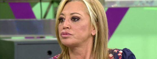 ¿Se puede saber qué le pasa a Belén Esteban en la cara? Las redes arden ante su última foto en Instagram