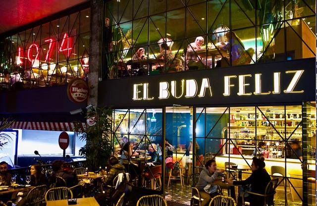 Restaurante Buda Feliz