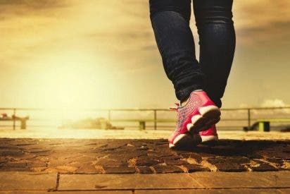 ¿Sabías que lo de caminar 10.000 pasos diarios es un mito?