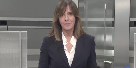 Bestial patinazo: Ana Blanco (TVE) moderará el debate a duras penas por un trancazo infernal