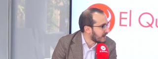 "Luca Costantini: ""Pablo Iglesias rechazó ser ministro porque eso para él es un coñazo: prefiere ir de gurú"""