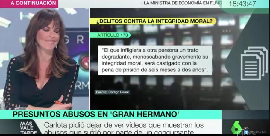 En laSexta se frotan las manos con el escándalo sexual de 'GH Revolution' y aprovechan para atacar con todo el equipo a Mediaset