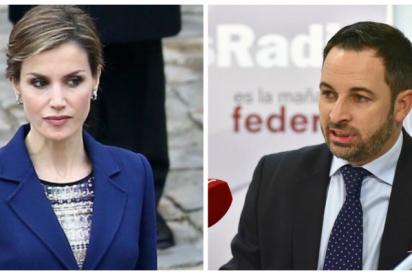 Polémica: sorprendente ataque de la Reina Letizia a VOX que fuerza a intervenir a la Casa Real