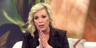 Carmen Borrego no puede más con María Patiño y estalla enviándole un feo mensaje