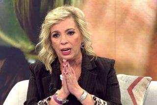 A Carmen Borrego ya no la quieren en Telecinco: La ruina absoluta de la hija de María Teresa Campos