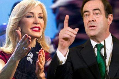 """Carmen Lomana saca del armario al exministro socialista José Bono: """"Es homosexual, como su hijo"""""""