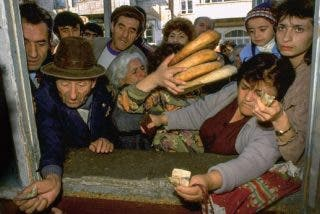 Moscú: las navidades del hambre (XLIII)
