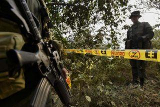 La Iglesia colombiana pide el fin de la escalada de violencia en el Cauca