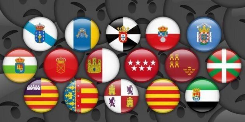 ¿A qué adivinas a la primera en que comunidad autónoma viven los españoles que peor caen al resto de los españoles?