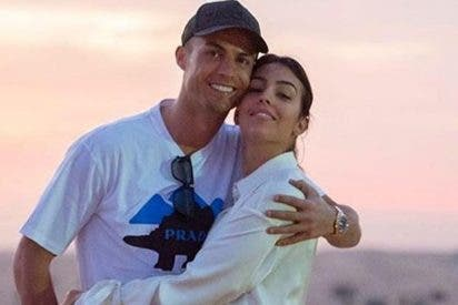 Bodas: Cristiano Ronaldo y Georgina ni se casaron ni leches