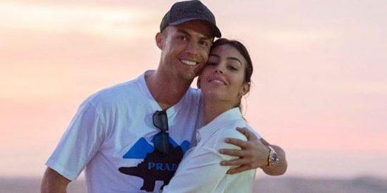 La Bella y el Bestia: Cristiano Ronaldo y Georgina se casan por sorpresa