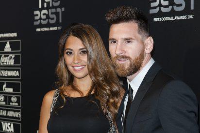 La sorpresa más romántica de Leo Messi a su mujer Antonella que ha dado la vuelta al mundo
