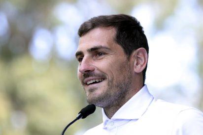 Iker Casillas revela a quién vota y se arrepiente de hacerlo público