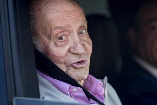 ¡Por fin! El propio Don Juan Carlos revela el motivo de su brecha en la frente y tampoco es tan espectacular...