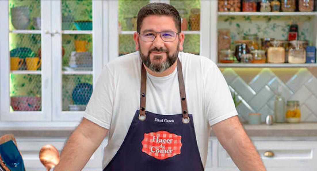 Dani García, el cocinero de 'Hacer de comer' de La1, renuncia a sus 3 estrellas Michelín y cierra su restaurante de Marbella