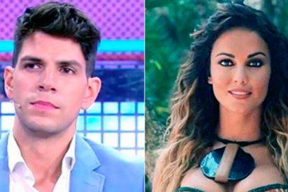 Lara Álvarez niega ser la presentadora de Telecinco con la que tuvo una relación Diego Matamoros
