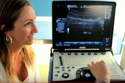 Latidos de corazón para defender la vida: la diputada de VOX que hace ecografías en una furgoneta