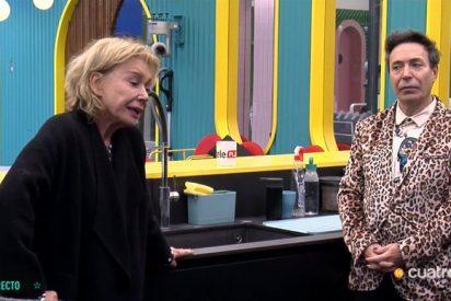 A Vasile se le cae el pelo: que Telecinco provoque un ataque de ansiedad en Mila Ximénez en 'GH VIP 7' es absolutamente denunciable