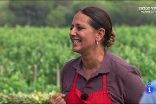 La receta de la felicidad: Yolanda Ramos se vuelve loca y enseña sus partes íntimas en 'MasterChef Celebrity 4'