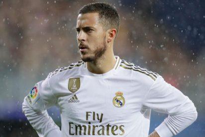 El Real Madrid no despierta de su pesadilla: Hazard, lesionado de nuevo