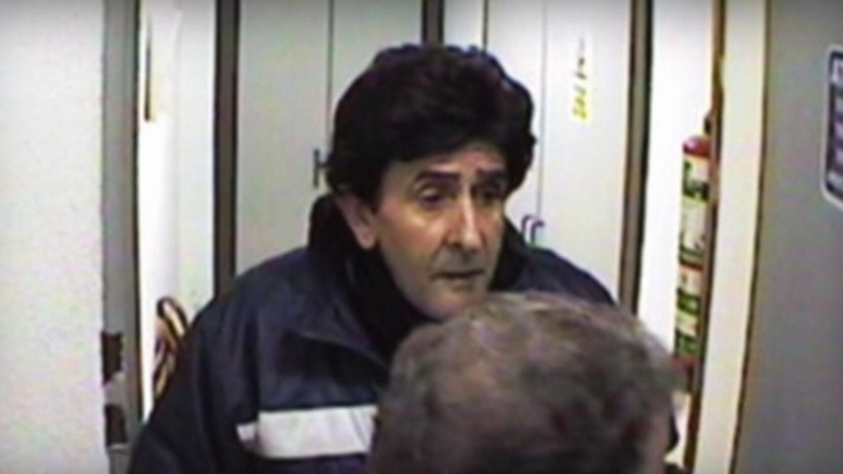 Este es Eduardo 'Dumbo', el atracador que los jueces dajaban salir de permiso, y había asesinado a un policía y un cajero