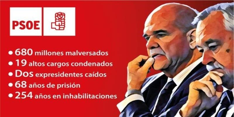 """""""¿Votar al PSOE es votar a un partido que comete fraude desde hace quince años?"""""""