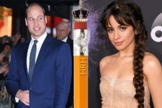 ¿Sabes por qué el lápiz que les robó la cantante Camila Cabello al príncipe William y a Kate Middleton puede costar miles de dólares?