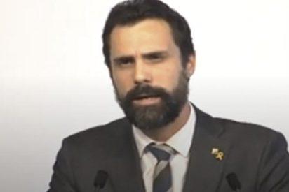 El TC suspende la moción del Parlament a favor de la autodeterminación y avisa a Torrent sobre el riesgo penal de desobediencia