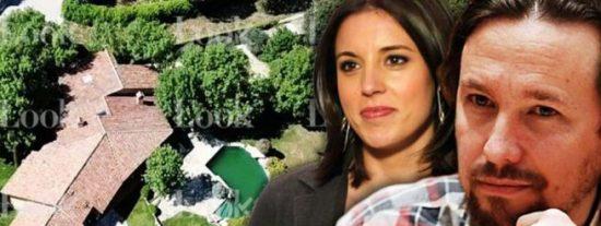 La 'fiesta faraónica' en el chalet de Galapagar tras tomar posesión Irene Montero