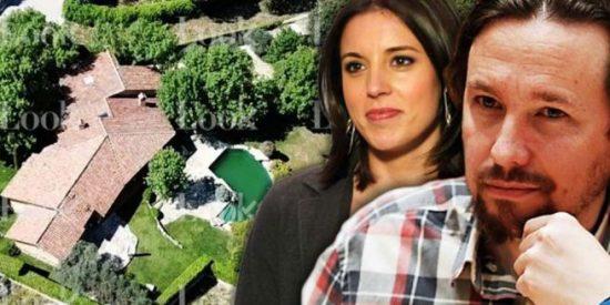 'Casoplón', palabra que popularizó la mansión serrana de Pablo Iglesias e Irene Montero, llega al diccionario de la RAE
