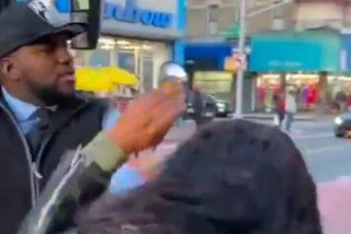 Video viral: atacan al conductor del autobús escolar por expulsar al 'niño', hasta que descubren que es un 'enano diabólico'