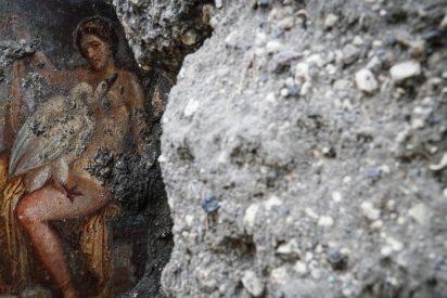 Abren al público el tesoro más 'sugerente' de Pompeya: la casa de los frescos eróticos